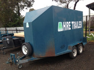 Mover Van Trailer, Box Trailer Hire Trailer -