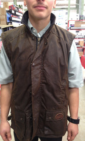Outback Survival Gear Oilskin Vest