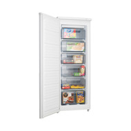 175L PIGEON PAIR ALL FREEZER W/ 6 PLASTIC DRAWERS