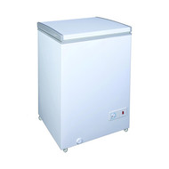 100 LITRE CHEST FREEZER (WHITE LINER)