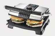 Maxim Large Sandwich Press & Grill