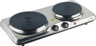 MAXIM Twin Portable Cooktop & Hotplate