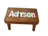 Puzzle Name Stools/Bench