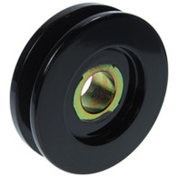 1-Groove V-Belt pulley.  Using this on a 3G requires a 1mm spacer.