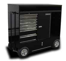 Supply Cart w/ Drawers Pitbox
