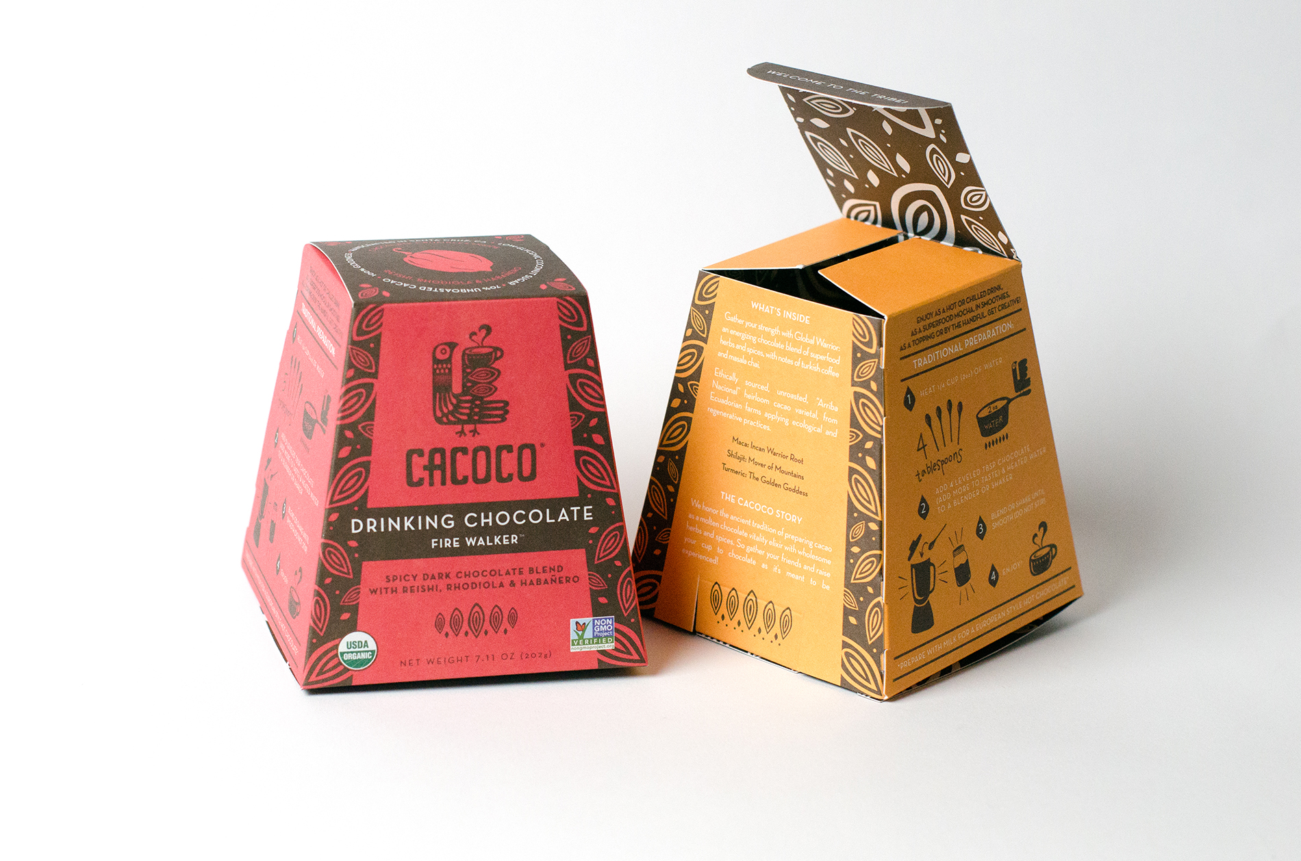 eco-friendly folding carton