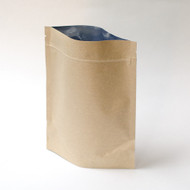 Stand Up Pouch Compostable Kraft