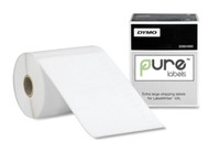Compostable postage labels