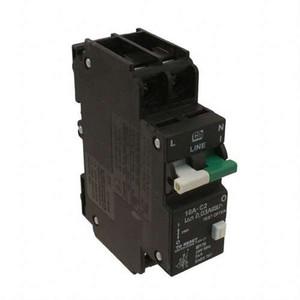 """Circuit Breaker, GFI 22ma, UL 1053, 10A, UL 1077"" (AE-C10A2P-GFI)"