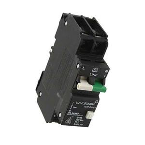 """Circuit Breaker, GFI 22ma, UL 1053, 5A, UL 1077"" (AE-C5A2P-GFI)"