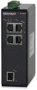 5-Port 10/100T/TX DIN-mt (sign_065-7405TB)