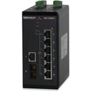 6-10/100T/TX+2-100FXSMSC DIN (sign_065-74082FXSMTB)