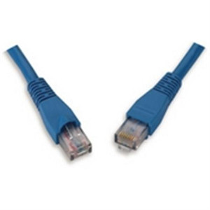 """Category 6 Patch Cord, Blue"" (sign_C6-115BU-3FB)"