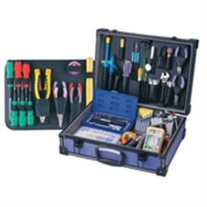 Tool Kit; 95 Piece Technicians Professional Service Kit (questt_TSK-2000)