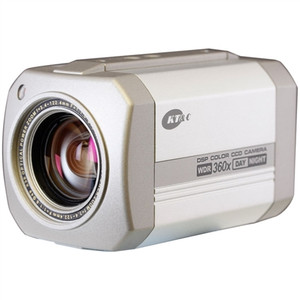 550TVL Zoom Camera (ktc_KPC-ZA360WN)