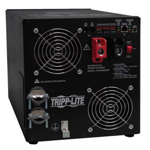 """PowerVerter APS X 3000W 24VDC 230V Inverter/Charger with Pure Sine Wave Output, Hardwired"" (tripp_APSX3024SW)"