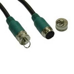 """Easy Pull Long-Run Display Cable - Type-A Analog Plenum Trunk Cable, 100-ft."" (tripp_EZA-100-P)"