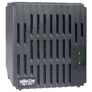 """2000W 230V AVR Line Conditioner, Power Conditioner, AC Surge Protector, 6 Outlets, Uniplug adapter"" (tripp_LR2000)"