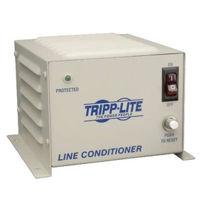 """600W 120V AVR Line Conditioner, Wall-Mount, Power Conditioner, AC Surge Protector, 4 Outlets"" (tripp_LS604WM)"