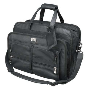 Corporate Top-Load Notebook Case -Notebook/Laptop Computer Carrying Cases & Bags (tripp_NB1005BK)