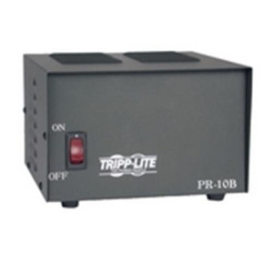 """10-Amp DC Power Supply, 13.8VDC, Precision Regulated AC-to-DC Conversion"" (tripp_PR10)"