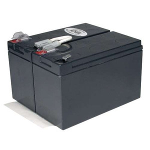 """UPS Replacement Battery Cartridge for select APC UPS, 10.9-lbs."" (tripp_RBC5A)"