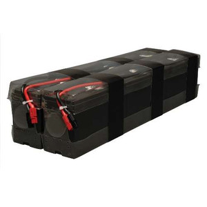 2U UPS Replacement 72VDC Battery Cartridge for select Tripp Lite SmartOnline UPS (tripp_RBC96-2U)