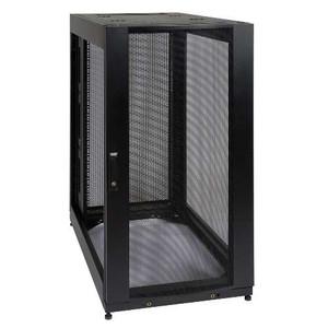 """""""25U SmartRack Standard-Depth Rack Enclosure Cabinet, Expansion Version - side panels not included"""" (tripp_SR25UBEXP)"""