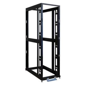 """""""42U SmartRack 4-Post Premium Open Frame Rack - no sides, doors or roof"""" (tripp_SR42UBEXPNDNR3)"""