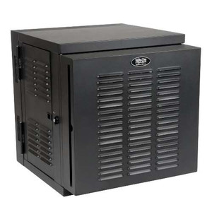 12U SmartRack NEMA 12 Wall-Mount Rack Enclosure Cabinet for Harsh Environments (tripp_SRW12USNEMA)