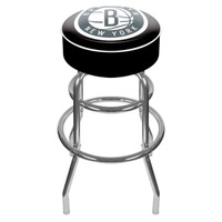 Brooklyn Nets Bar Stool