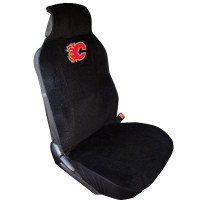Calgary Flames Seat Cover