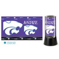 Kansas State Wildcats Rotating Team Lamp
