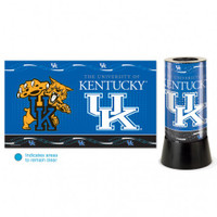 Kentucky Wildcats Rotating Team Lamp