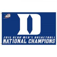 Duke Blue Devils 2015 NCAA National Basketball Champions 3' x 5' Team Flag