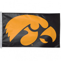 Iowa Hawkeyes NCAA 3x5 Team Flag