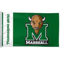 Marshall Thundering Herd NCAA 3x5 Team Flag