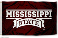 Mississippi State Bulldogs NCAA 3x5 Team Flag
