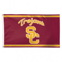 USC Trojans NCAA 3x5 Team Flag