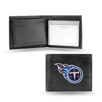 Tennessee Titans Embroidered Billfold Leather Wallet