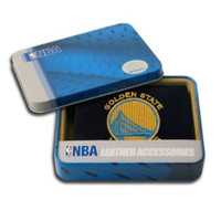 Golden State Warriors Embroidered Billfold Leather Wallet