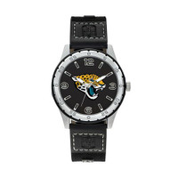 Jacksonville Jaguars Team Leather Watch by Sparo