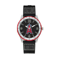 Los Angeles Angels Team Leather Watch by Sparo
