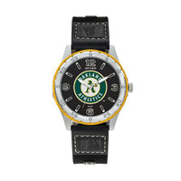 Oakland Athletics Team Leather Watch by Sparo