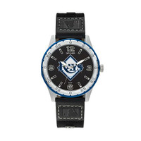 Tampa Bay Rays Team Leather Watch by Sparo