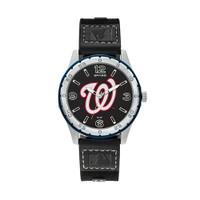 Washington Nationals Team Leather Watch by Sparo