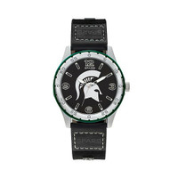 Michigan State Spartans Team Leather Watch by Sparo