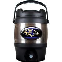 Baltimore Ravens 3 Gallon Beverage Dispenser