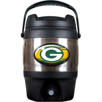 Green Bay Packers 3 Gallon Beverage Dispenser