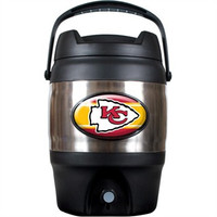 Kansas City Chiefs 3 Gallon Beverage Dispenser